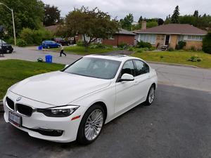 2015 BMW 320 I.   Asking 31000$ OBO