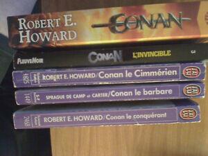 Conan - 5 titres