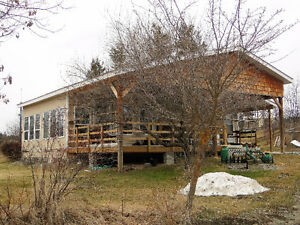 Updated Cherryville Country Home