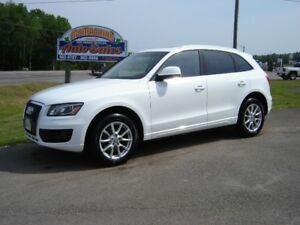2012 AUDI Q5 PREMIUM***QUATTRO***SUNROOF***HEATED SEATS***