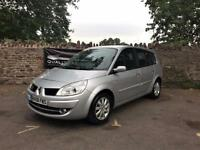 Renault Grand Scenic 1.5dCi Dynamique CAMBELT! FULL SERVICE! NEW MOT!