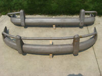 Type 2 VW bus bumpers