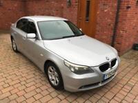 2003 BMW 520i 2.2 SE * Long MOT - Just Serviced *