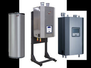 High-Efficiency Boilers Radiators and Heat Pumps