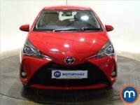 2019 Toyota Yaris 1.5 VVT-i Icon Tech 5dr Hatchback Petrol Manual