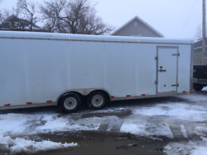 2003 24ft H&H enclosed trailer