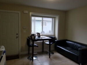 1 Bedroom Available in East Vancouver Garden Level Suite