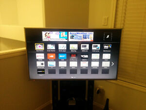 Panasonic Vierra 55 Inch Led Smart Tv four months old only*****