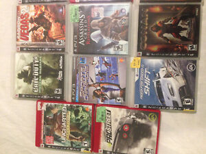 PS3 games *reduced*