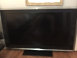 """Sony 55"""" TV with Remote and wall mount"""
