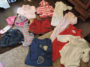 6-12 mth Gymboree & other name brands! Like new condition