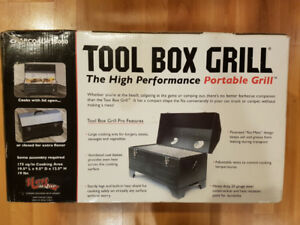 Small grill - perfect for camping
