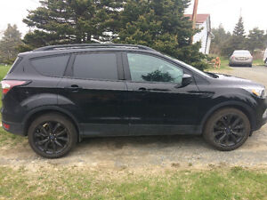 2017 Ford Escape SE Blackout Edition SUV, Crossover
