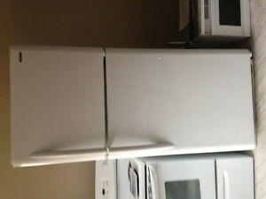 Fridge, stove, rangehood microwave and air conditioner