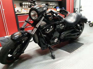 Harley Davidson V Rod Night Rod Special VRSCX