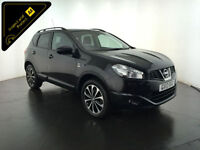 2013 NISSAN QASHQAI 360 1 OWNER NISSAN SERVICE HISTORY FINANCE PX WELCOME