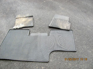 Ford F150 All weather floor mats