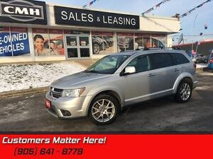 2013 Dodge Journey COMPACT   R/T AWD 3.6L 6 SPEED AUTOMATIC CERT