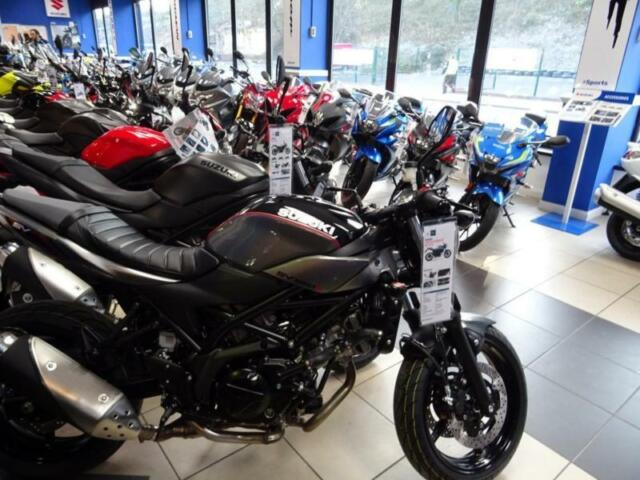 2018 SUZUKI SV650X 'CAFE RACER' 2,3 and 4% PCP and HP | in Rochdale,  Manchester | Gumtree