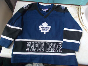 Toronto Maple Leafs Baby Jersey Size 24 Months