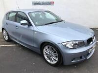 2010 10 BMW 1 SERIES 116D M-SPORT DIESEL 5 DOOR MANUAL - PX/FINANCE