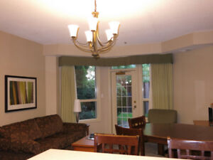 1 Week Rental in Grand Okanagan Resort 2nd to 9th September