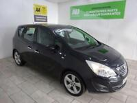 BLACK VAUXHALL MERIVA 1.4 TECH LINE ***FROM £121 PER MONTH***