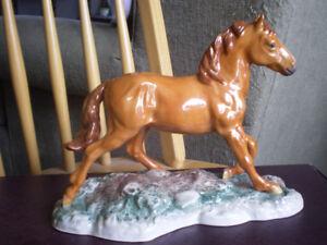 "Beswick Horse Figurine - "" The Mustang """