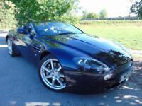 2008 Aston Martin Vantage 2dr Sportshift Full Aston History! Nav! 2 door Con...