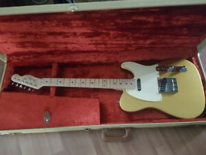 Custom Shop Danny Gatton Telecaster