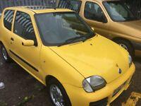 Fiat seicento sports
