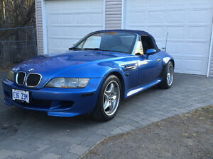 2000 BMW M Roadster & Coupe Roadster Convertible