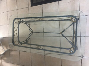 Glass coffee table! Need gone ASAP!