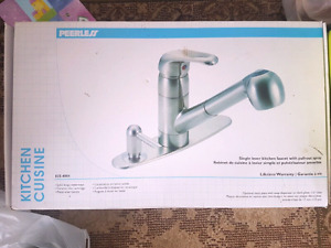BRAND NEW in box kitchen faucet