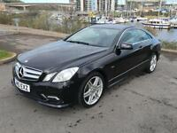 2010 MERCEDES E-CLASS E250 CDI BLUEEFFICIENCY SPORT COUPE DIESEL