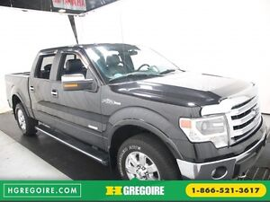 2014 Ford F150 Lariat A/C CUIR TOIT NAV MAGS
