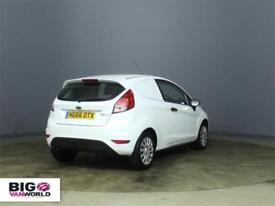 2017 FORD FIESTA BASE 1.5 TDCI 74 PANEL VAN DIESEL