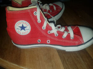 Converse - Youth, RED!