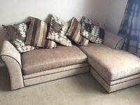SCS small corner sofa
