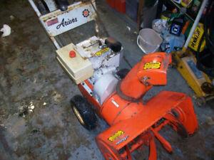 Ariens 8/24 Snowblower...Parts/Repair