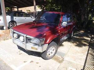 1992 Toyota Hilux Surf (Rebuilt 2.8L Engine & Gearbox) Mount Lawley Stirling Area Preview