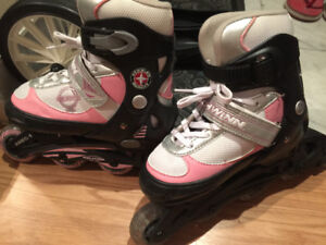 Schwinn Youth Adjustable Roller Blades Skate