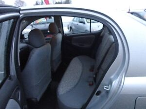 2000 Toyota Echo Sedan E-TESTED & CERT Kitchener / Waterloo Kitchener Area image 6