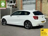 2014 BMW 1 Series 116i Sport 3dr HATCHBACK Petrol Manual