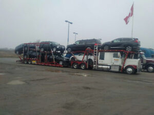 2013 western star car carrier truck only