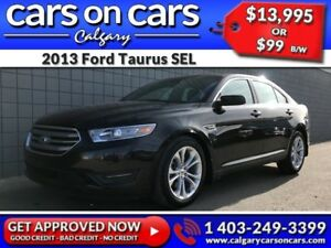 2013 Ford Taurus SEL $0 DOWN, $99 B/W! APPLY NOW!