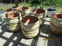 Large Ceramic Containers