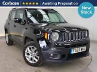 2015 JEEP RENEGADE 2.0 Multijet Longitude 5dr 4WD SUV 5 Seats
