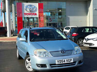 Toyota Corolla 1.6 VVT-i T3**Estate***One Owner From New***FSH***70,000 Miles***