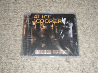 Alice Cooper - Brutal Planet cd (sealed)